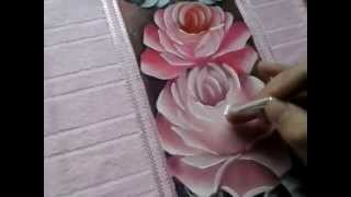getlinkyoutube.com-Pintando Rosas