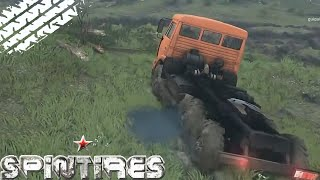 SPINTIRES nouvelle map