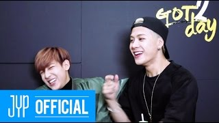 [GOT2DAY] #15 Jackson + BamBam