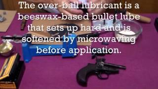 getlinkyoutube.com-Shooting the Dixie Snubnose Percussion Revolver