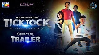 Tick Tock: The Future is History | Animated Movie | Official Trailer (2018)