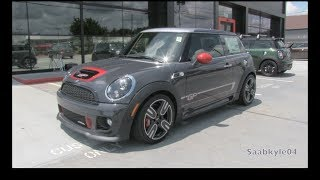 2013 Mini John Cooper Works GP Start Up, Exhaust, and In Depth Review