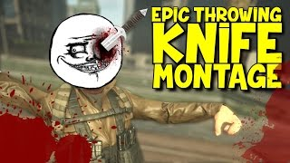 getlinkyoutube.com-A Battlefield Hardline Throwing knife Montage