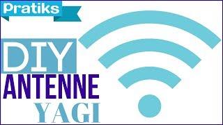 getlinkyoutube.com-Comment faire une antenne Yagi pour capter le wifi