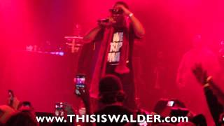Juicy J - A Zip And A Double Cup Live @ Toronto