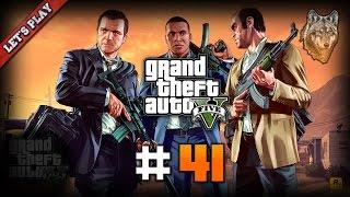 getlinkyoutube.com-Let's Play GTA V Story ★ #41 ★ Tod auf See ★ U Boot Teile suchen