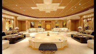 getlinkyoutube.com-Luxury Yacht Al Salamah - Crown Prince of Bahrain - Rare interior photos