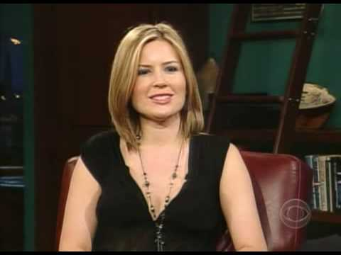 Dido on Late Show With Craig Kilborn (2004) Part 1/2