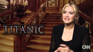 Kate Winslet Embarrassed To Watch Her Titanic Performance
