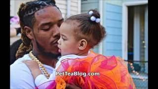 getlinkyoutube.com-Fetty Wap's DAUGHTER Zaza Video COMPILATION ❤️