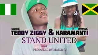 getlinkyoutube.com-Teddy Ziggy ft. Karamanti - Stand United