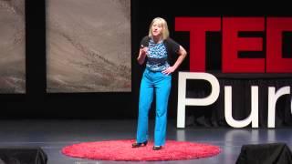 Reversing Type 2 diabetes starts with ignoring the guidelines | Sarah Hallberg | TEDxPurdueU