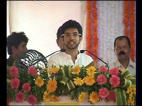 Yusena Pramukh Shri. Aaditya Thackeray's speech at Shahaji Raje Krida Sankul, Andheri