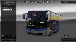 getlinkyoutube.com-Busscar El Buss 340 v2.0 Final | Ets2 | 1.24.x  [BUS FREE]