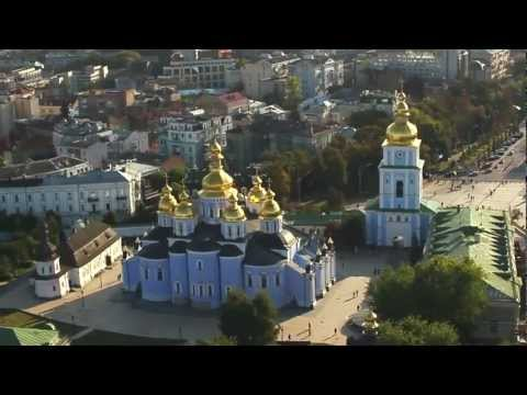 Kyiv Ukraine official promotional video for UEFA EURO 2012