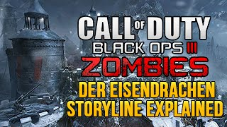 getlinkyoutube.com-Der Eisendrachen Storyline Explained | The Frozen One in Der Eisendrachen| Zombies Storyline