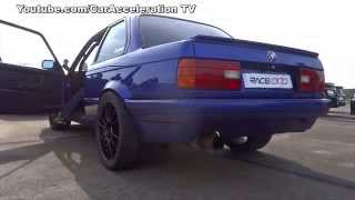 getlinkyoutube.com-BMW 325i E30 Turbo Brutal 1000hp with Acceleration Sounds