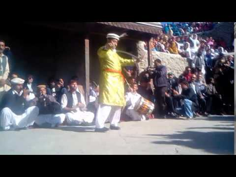 Sword Dance Gilgit Baltistan