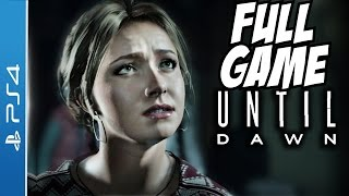 getlinkyoutube.com-Until Dawn Gameplay Walkthrough Part 1 Review Full Let's Play Playthrough 1080p