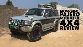getlinkyoutube.com-Owning A Mitsubishi Pajero, Modified 4X4 Review