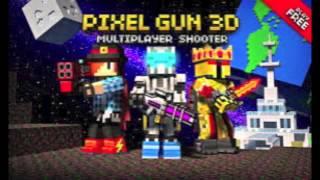 Creepypasta Pixel Gun 3D  Un Juego Maldito
