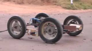 Intelligent braking system (Final year mechanical projects)