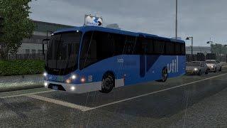 getlinkyoutube.com-Euro Truck Simulator 2. Мод: VW Marcopolo IDEALE 770. (Ссылка в описании)