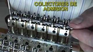 getlinkyoutube.com-v12 RC Engine Model Construction