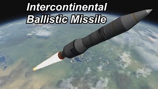 getlinkyoutube.com-KSP - Intercontinental Ballistic Missile - ICBM