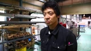 getlinkyoutube.com-HOMUSUBI 省エネ型低煙薪ストーブ 金剛