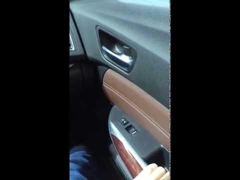 Acura TLX обшивка