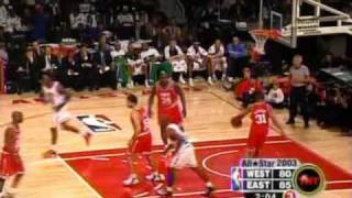 getlinkyoutube.com-Michael Jordan: Final All-Star Game Performance