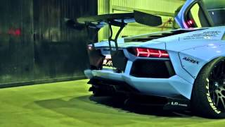getlinkyoutube.com-LB Performance Aventador LP720-4 x ARMYTRIX フルチタン 可変バルブ マフラー