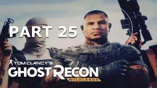 Ghost Recon Wildlands Walkthrough Part 25 (Extreme) – HEAD OF SECURITY EL MURO width=