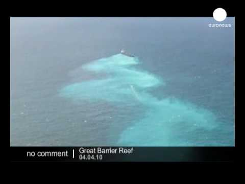 Australia: great barrier reef threatened