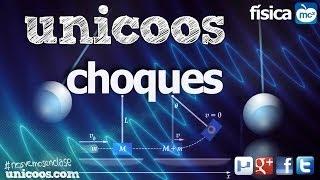Imagen en miniatura para Choques - Péndulo balístico