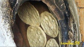 How Arabic Tamis Bread Freshly Baked in Unique way expatriates OFW favorite food