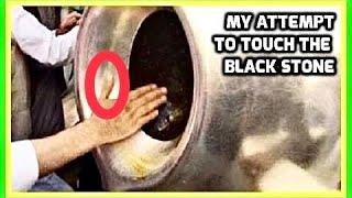 getlinkyoutube.com-My Umrah: Touching Hajr e Aswad Black Stone Hajar Kaaba Trip الحجر الأسود