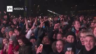 getlinkyoutube.com-Darude - Sandstorm NYE 2016 countdown & fireworks in Helsinki, Finland