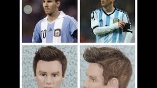 getlinkyoutube.com-Leo Messi 2014 World Cup Haircut Tutorial