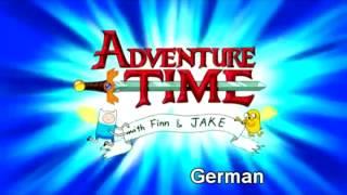 getlinkyoutube.com-Multilenguaje: Adventure Time Intro.