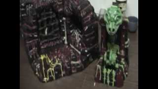 getlinkyoutube.com-The Fright Zone and The Slime Pit Re-Paint