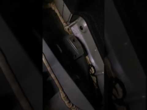 Вода в багажнике. MAZDA 6, кузов GH