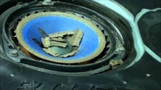 getlinkyoutube.com-Bose 901 Speaker Foam Edge Replacement and Repair