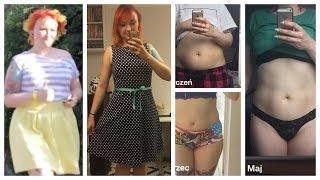 getlinkyoutube.com-Jak schudłam - dieta, ćwiczenia, zdrowy styl życia! ♡  Red Lipstick Monster ♡