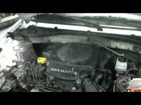 Расположение у Dacia Duster поршневых колец