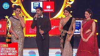 getlinkyoutube.com-SIIMA 2014 || South Indian Cinema Stylish Star || Simbu