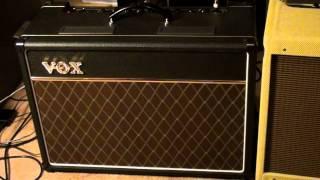 getlinkyoutube.com-VOX AC-15 vs Fender Blues Deluxe