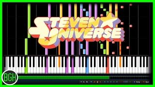 getlinkyoutube.com-IMPOSSIBLE REMIX - Steven Universe Theme