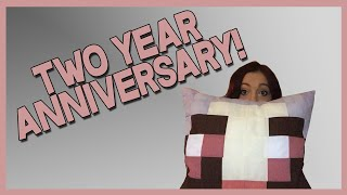 Two Year Anniversary!